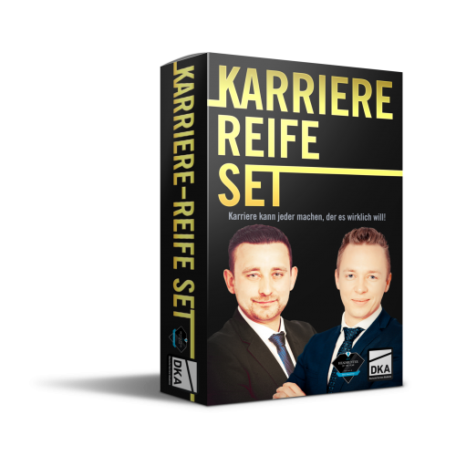 Karriere-Reife Set 3d